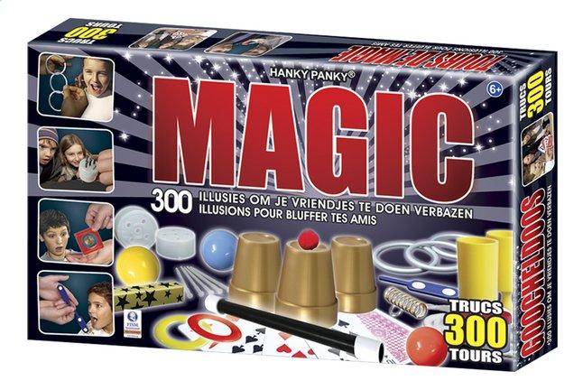 Afbeelding van Hanky Panky goocheldoos Magic 300 trucs from ColliShop