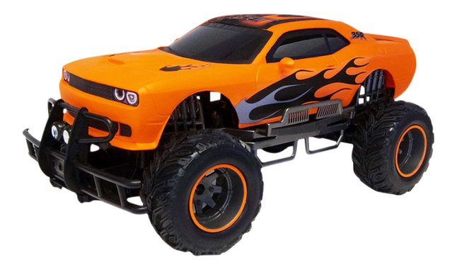 New Bright auto RC Mega Muscle Truck