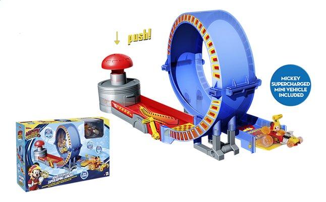 Afbeelding van Superlooping launcher Mickey Mouse Roadster Racers from ColliShop