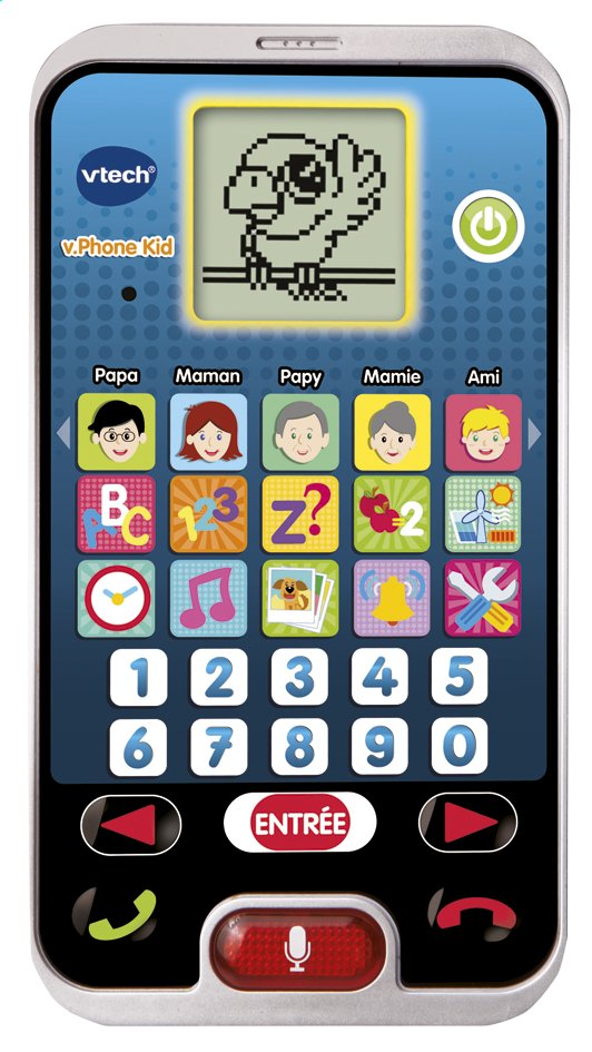 Afbeelding van VTech smartphone v.Phone Kid FR from ColliShop