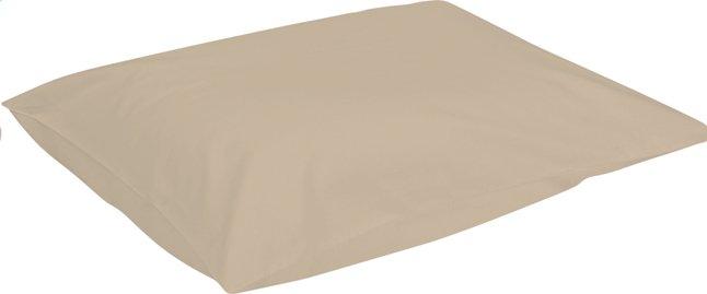 Image pour Sleepnight set de 2 taies d'oreiller pour oreiller à eau café au lait en coton à partir de ColliShop