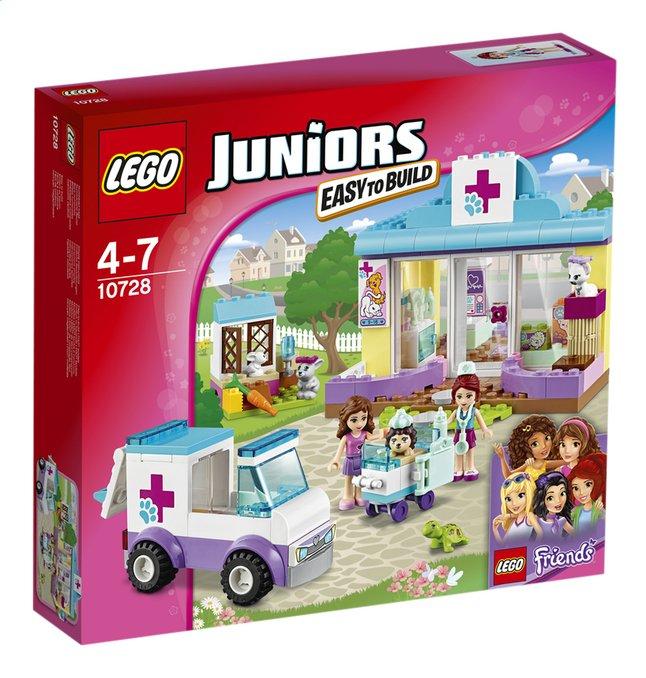Image pour LEGO Juniors 10728 La clinique vétérinaire de Mia à partir de ColliShop