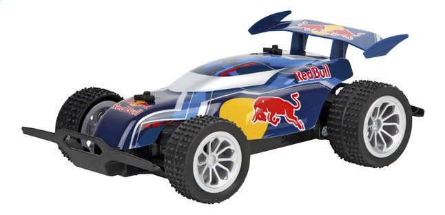 carrera voiture rc red bull rc2 collishop. Black Bedroom Furniture Sets. Home Design Ideas