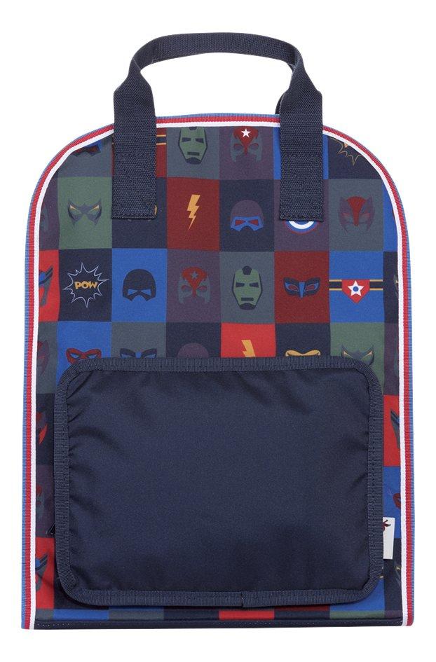 Image pour Jack Piers sac à dos Amsterdam Large Superheroes à partir de ColliShop