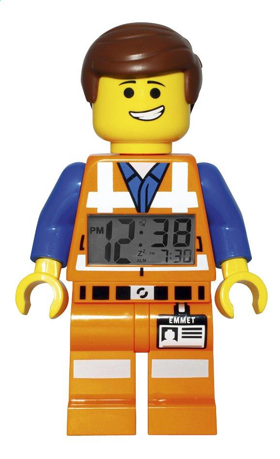Afbeelding van LEGO wekker Emmet from ColliShop