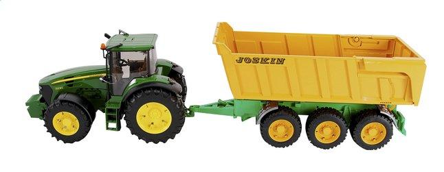 Image pour Bruder tracteur John Deere avec benne Joskin à partir de ColliShop