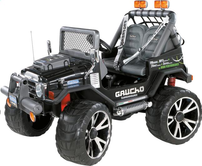 Afbeelding van Peg-Pérego Jeep Gaucho Super Power from ColliShop