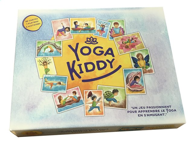 Image pour Yoga Kiddy à partir de ColliShop