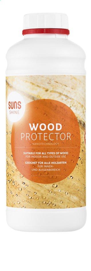 Image pour Suns Shine Produit de protection pour bois Wood protector 1 l à partir de ColliShop