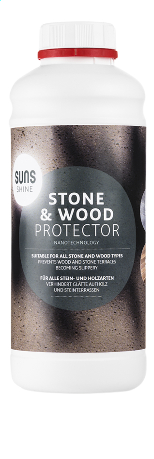 Afbeelding van Suns Shine Steenbeschermer Stone protector 1 l from ColliShop