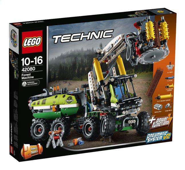 Image pour LEGO Technic 42080 Le camion forestier à partir de ColliShop