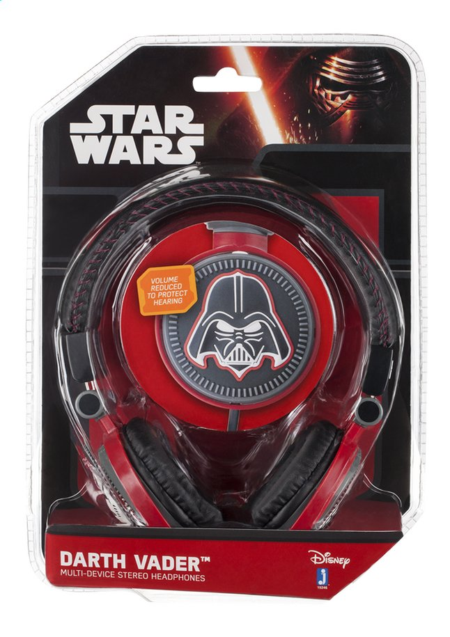 Image pour Casque Star Wars Darth Vader à partir de ColliShop