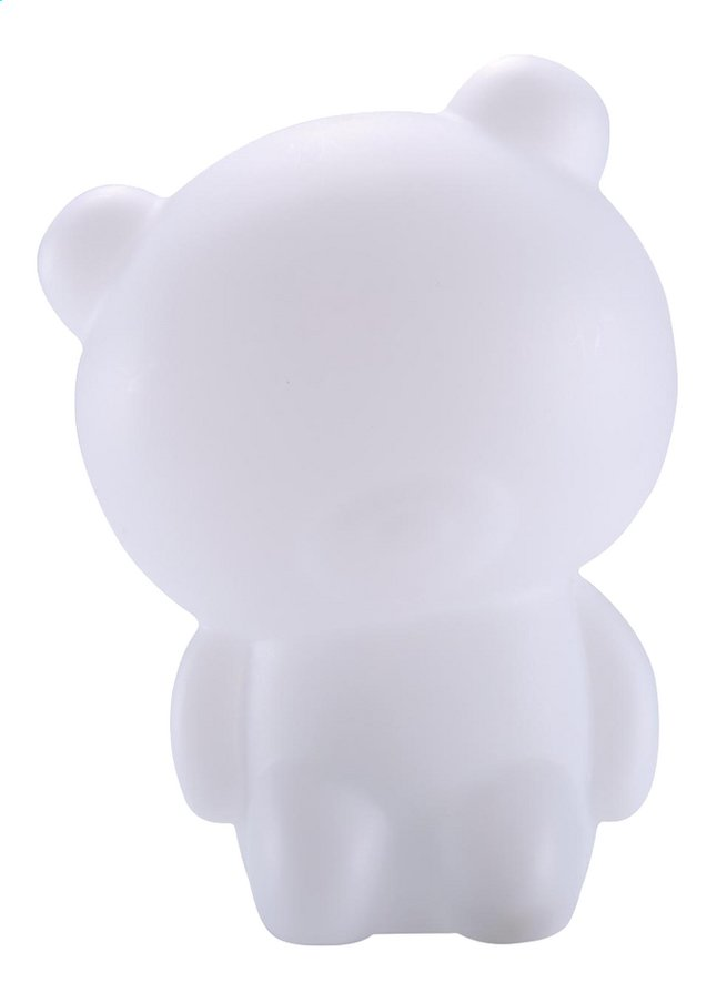 Afbeelding van bigben bluetooth luidspreker Lumin'us Bear wit from ColliShop