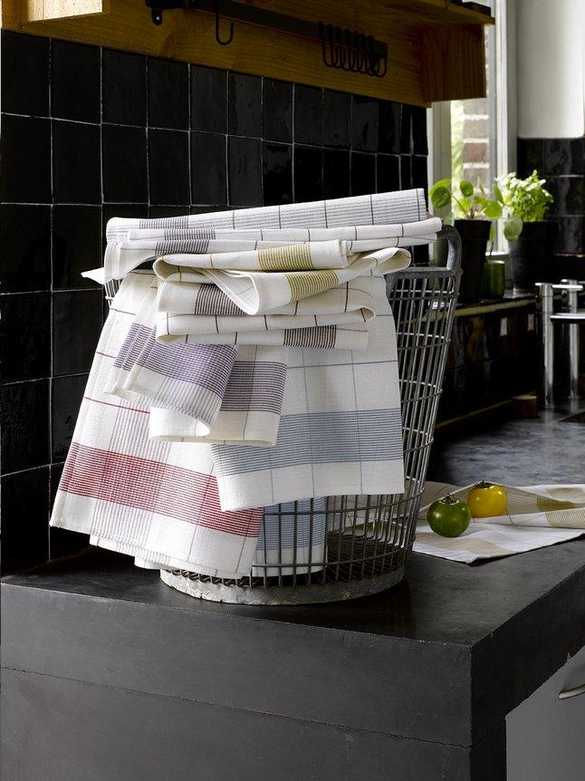 Image pour De Witte Lietaer 2 essuies de cuisine Mixte lavande à partir de ColliShop