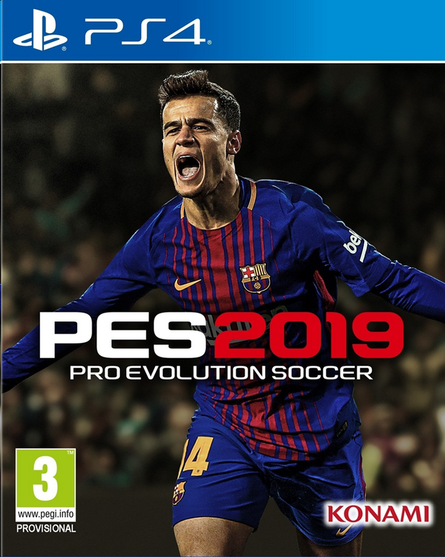 Afbeelding van PS4 Pro Evolution Soccer 2019 ENG from ColliShop