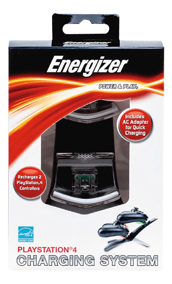 Image pour Energizer PlayStation 4 Charging System à partir de ColliShop