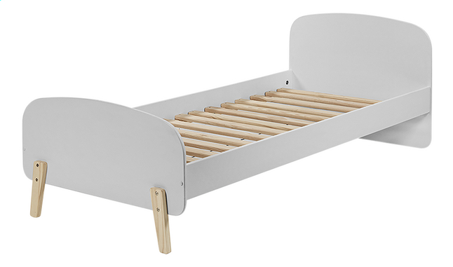 Afbeelding van Bed Kiddy grijs from ColliShop