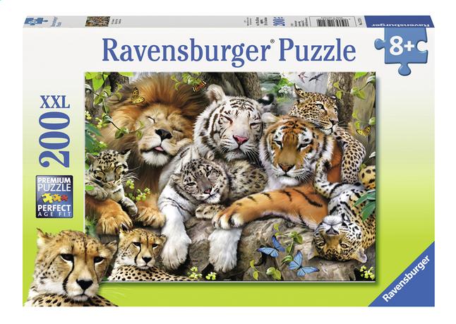 Image pour Ravensburger puzzle XXL Un petit somme à partir de ColliShop