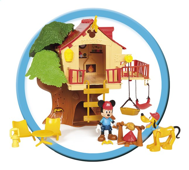 Afbeelding van Speelset Mickey Mouse Clubhouse Tree house adventure from ColliShop