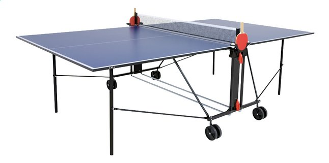 optimum table de ping pong hobbyline pour l 39 int rieur collishop. Black Bedroom Furniture Sets. Home Design Ideas