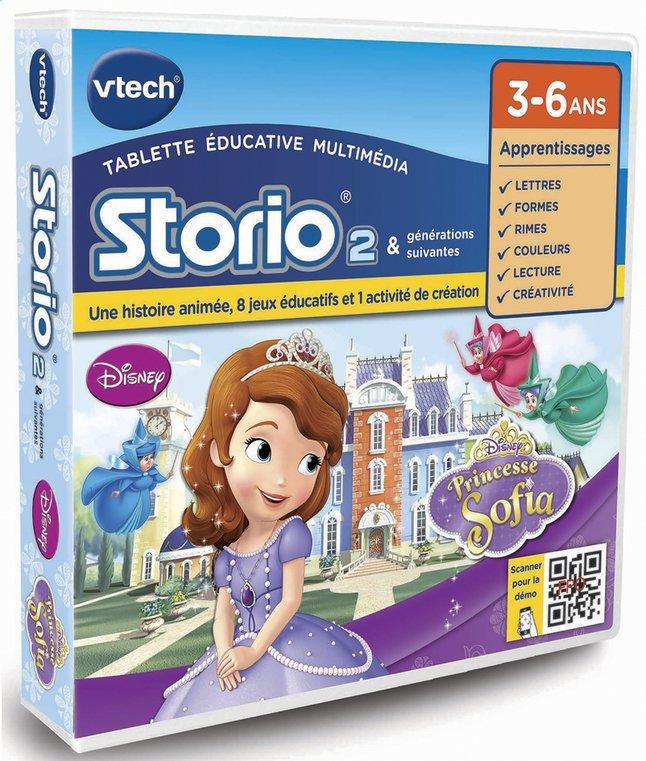 Image pour VTech Storio 2 jeu Princesse Sofia à partir de ColliShop