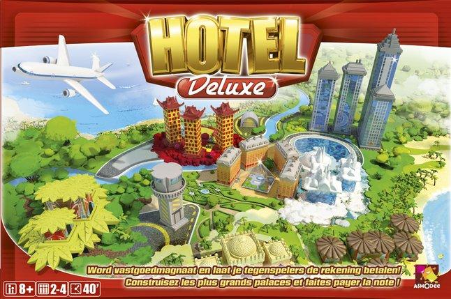 Image pour Hotel Deluxe à partir de ColliShop