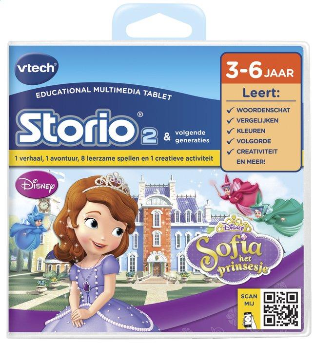 Afbeelding van VTech Storio 2 spel Sofia het prinsesje from ColliShop