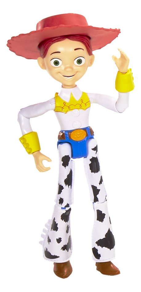 Image pour Figurine articulée Toy Story 4 Movie basic Jessie à partir de ColliShop