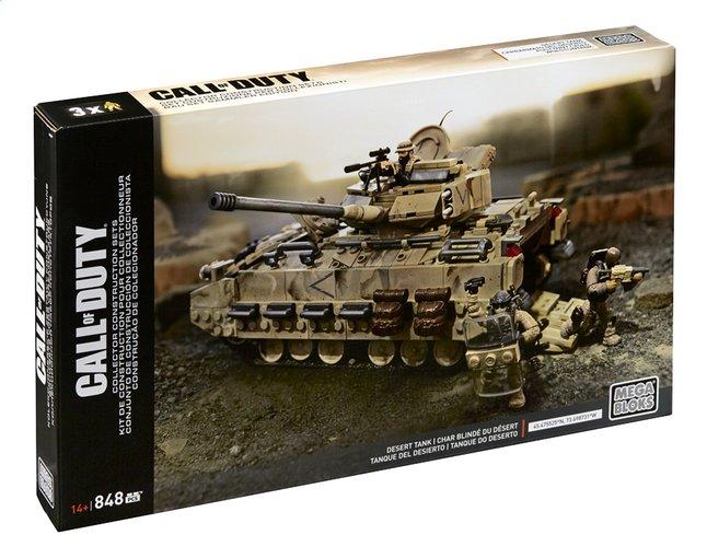 Afbeelding van Mega Bloks Call of Duty Woestijntank from ColliShop