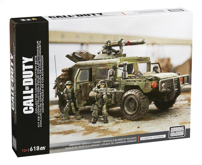 Image pour Mega Bloks Call of Duty Véhicule blindé et soldats à partir de ColliShop