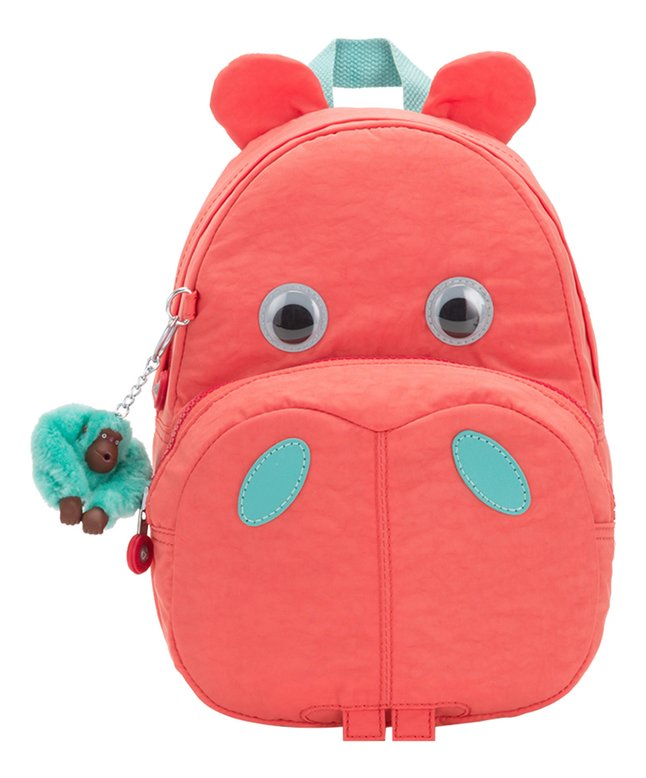 Afbeelding van Kipling rugzak Hippo Peachy Pink C from ColliShop
