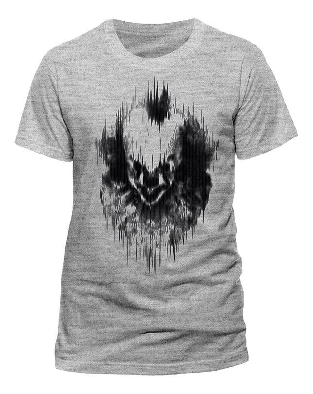 Image pour T-shirt Ça Chapitre 2 -  Disorted Face à partir de ColliShop