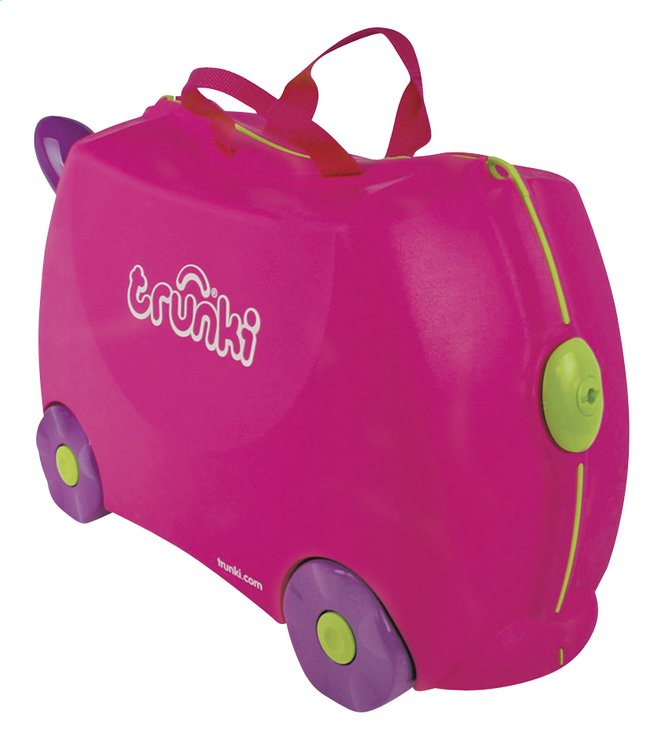 Image pour Trunki valise TrunkiRide-on Trixie rose à partir de ColliShop