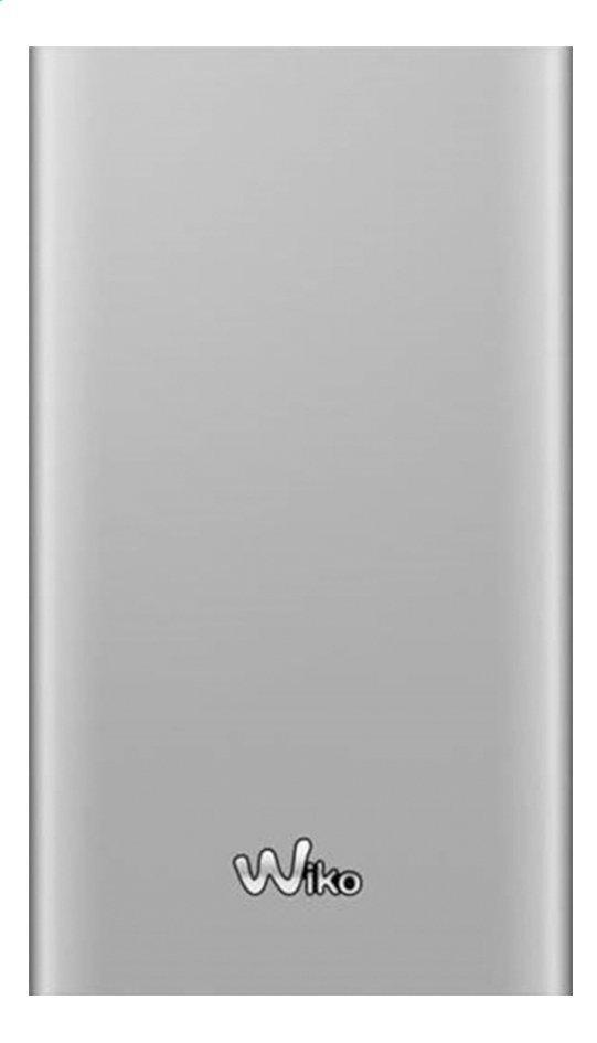 Image pour Wiko chargeur Powerbank 4000 mAh à partir de ColliShop