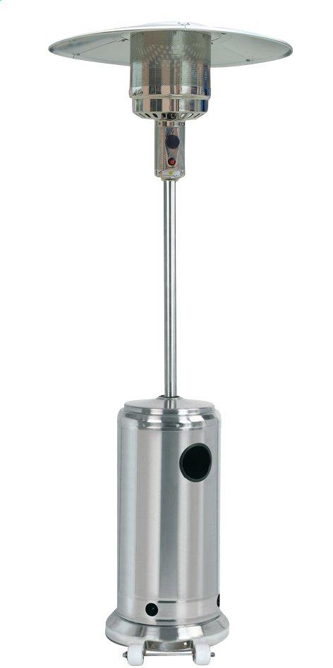Image pour Chauffage de terrasse au gaz inox à partir de ColliShop