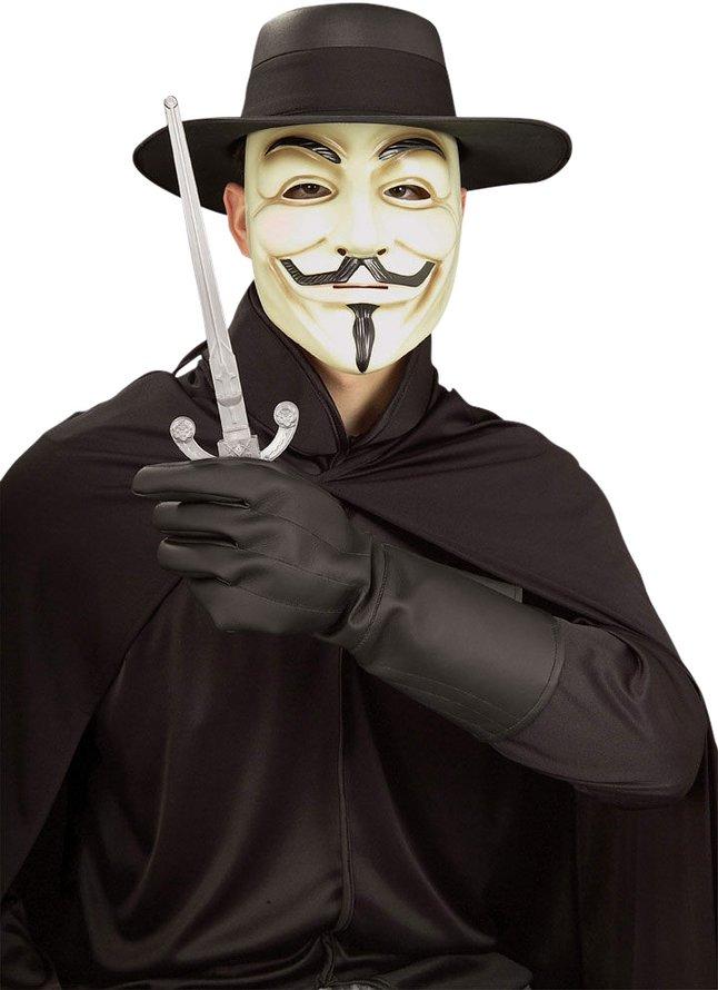 Image pour Déguisement V for Vendetta à partir de ColliShop