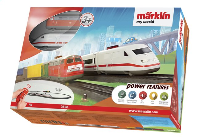 Afbeelding van Märklin starterset Premium My World from ColliShop