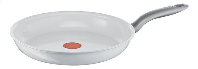 Image pour Tefal Poêle Ceramic Control White 24 cm à partir de ColliShop