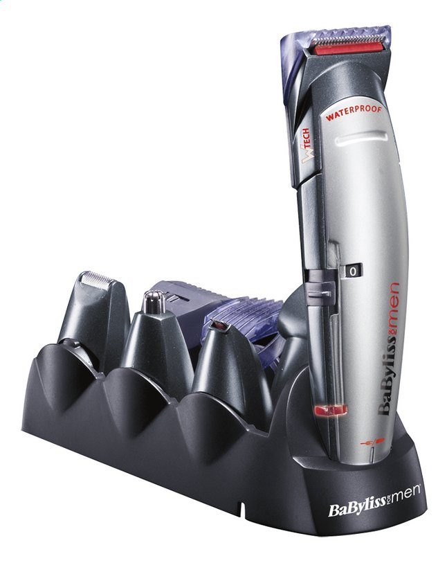 Image pour BaByliss for men set de soins 10 en 1 E837E à partir de ColliShop
