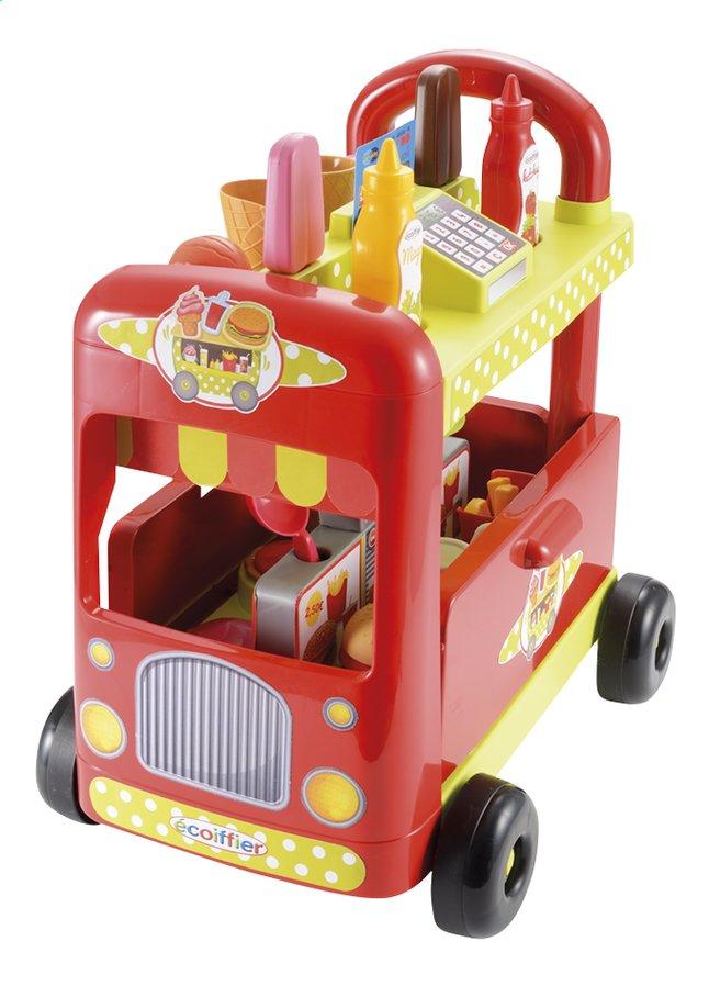 Image pour Écoiffier magasin Food Truck à partir de ColliShop