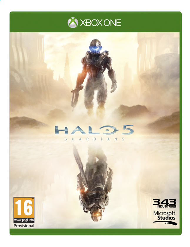 Image pour XBOX One Halo 5: Guardians ANG à partir de ColliShop