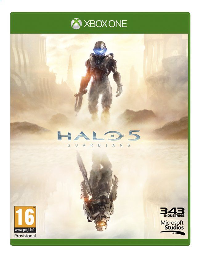 Afbeelding van XBOX One Halo 5: Guardians FR from ColliShop
