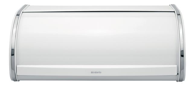 Image pour Brabantia Boîte à pain avec couvercle coulissant blanc à partir de ColliShop