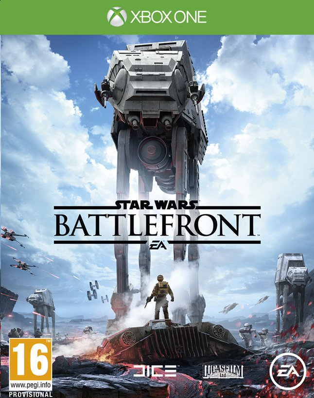 Image pour XBOX One Star Wars: Battlefront FR/ANG à partir de ColliShop