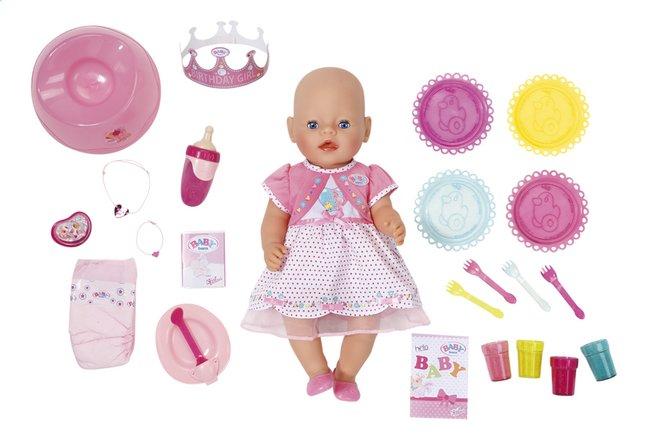 Image pour BABY born set de jeu Happy Birthday poupée à partir de ColliShop