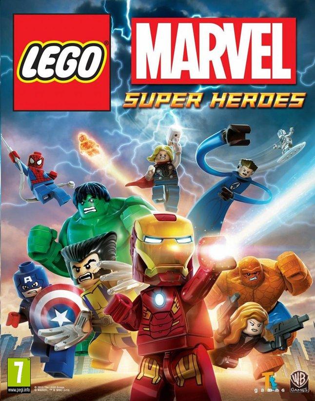 Image pour Nintendo 3DS LEGO: Marvel Super Heroes FR à partir de ColliShop