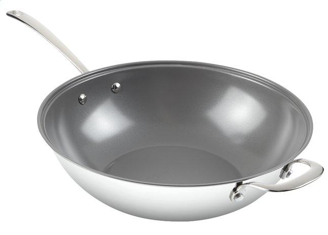 Afbeelding van Majestic Pro wok Natural 32 cm from ColliShop
