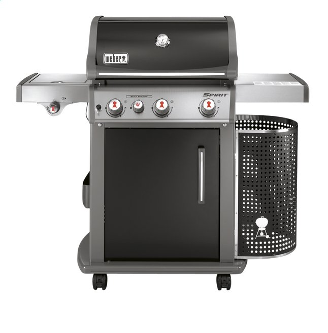 Afbeelding van Weber Gasbarbecue Spirit E-330 Premium GBS 'System Edition' black from ColliShop