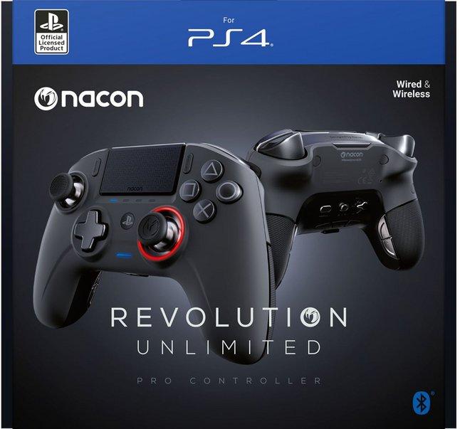 Image pour Nacon manette PS4 Revolution Pro 3 à partir de ColliShop