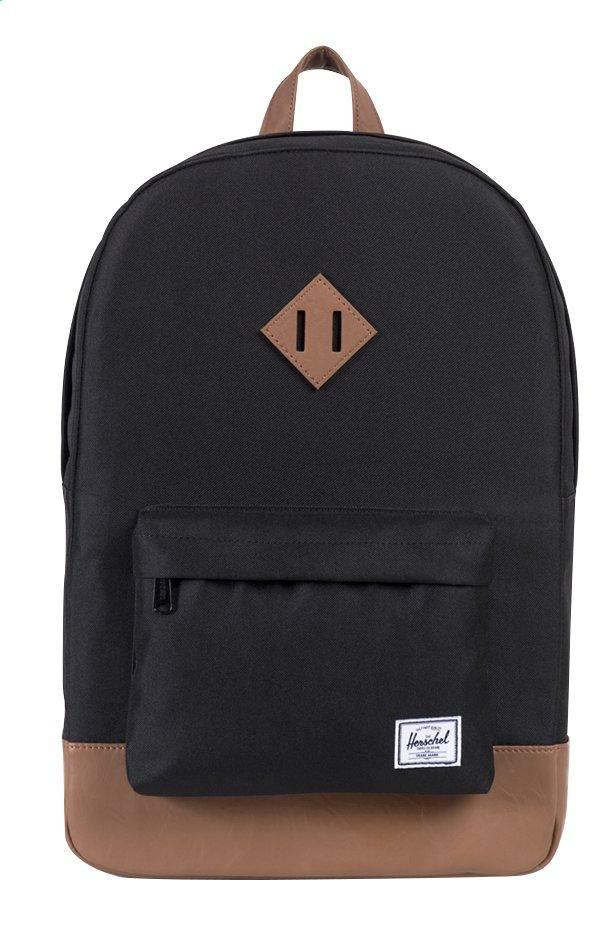 Image pour Herschel sac à dos Heritage Black à partir de ColliShop